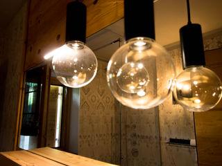 Impianto elettrico e sistema di illuminazione di nuova generazione - abitare sulle Dolomiti Monico Impianti BagnoIlluminazione Vetro Nero