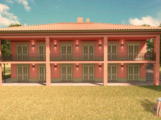 Elaine Hormann Architecture Mediterranean style houses