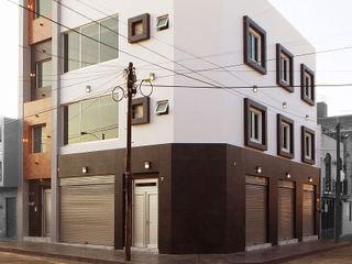 810 Arquitectos Casas multifamiliares