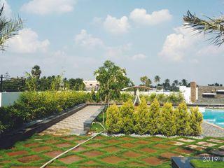Growscape Landscape Architect Jardines frontales Arenisca Multicolor