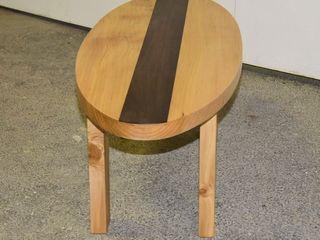 Gli Artigiani dei f.lli M.& S. Cordi snc Living roomSide tables & trays Wood Wood effect