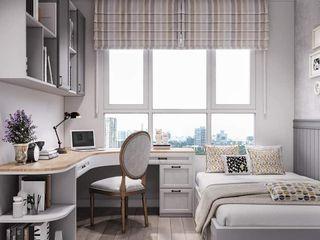 ICON INTERIOR Habitaciones de estilo rústico