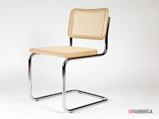Masters of Design INFABBRICA Dining roomChairs & benches Iron/Steel Wood effect