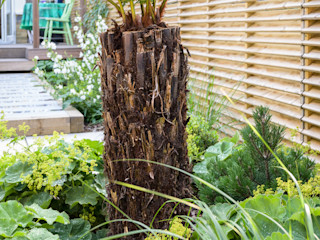 Sanctuary Garden Design in London Earth Designs Vườn thiền Green