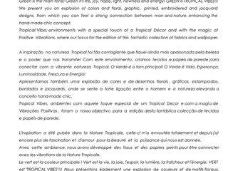 Aldeco Comércio Internacional S.A. HogarTextiles