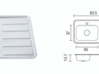 Adriana Hernández Fernández MutfakMutfak Malzemeleri Demir/Çelik Metalik/Gümüş