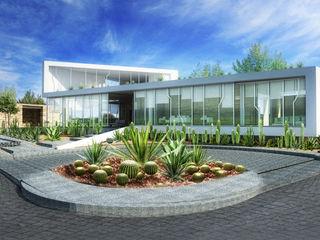 Boutique de Arquitectura ¨Querétaro [Sonotectura+Refaccionaria] Single family home Granite White