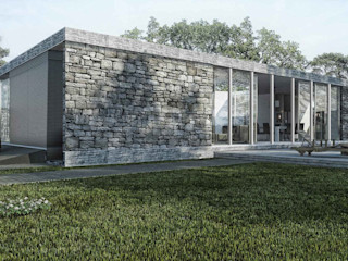 Boutique de Arquitectura ¨Querétaro [Sonotectura+Refaccionaria] Country house Reinforced concrete White