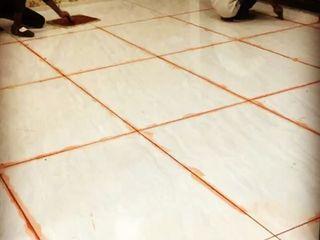 Monoceros Interarch Solutions Sala de estarAcessórios e Decoração Cerâmica Castanho