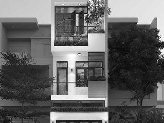 Thiết nhà phố hiện đại 3 tầng đẹp tại Đà Nẵng NEOHouse