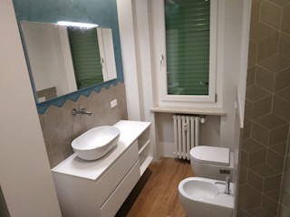 INNOVATEDESIGN® s.a.s. di Eleonora Raiteri BathroomDecoration