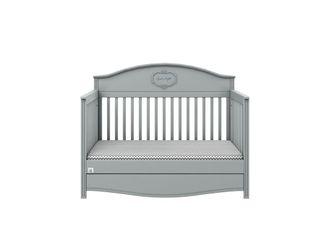 Piratenkiste Konstanz - Baby Concept Store Habitaciones infantilesCamas y cunas Madera maciza Gris