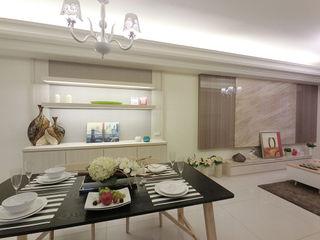 時尚空間華麗轉身 雅和室內設計 餐廳