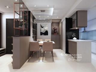 仁山洺悅 木博士團隊/動念室內設計制作 餐廳