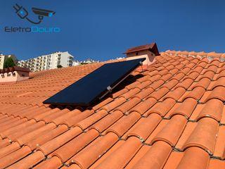 EletroDouro 斜脊屋頂 大理石 Orange