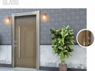 Çalık Konsept Mimarlık Puertas y ventanasPuertas Vidrio Beige