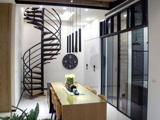 禪意人文混搭哲學 雅和室內設計 餐廳