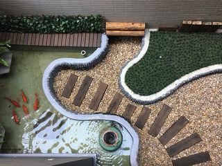 禪意人文混搭哲學 雅和室內設計 禪風庭院
