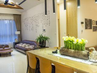 禪意人文混搭哲學 雅和室內設計 客廳