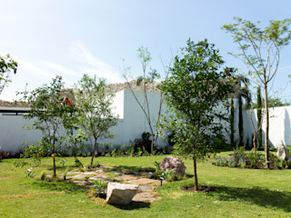 Boceto Arquitectos Paisajistas 庭院