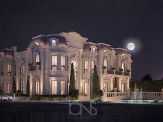 Magnificent Private Palace and Villa Design IONS DESIGN Villas Stone White