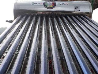 Solar Azteca HogarArtículos del hogar Hierro/Acero Gris