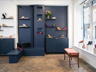 Boutique Aymée - Paris 17e Sandrine Carré Locaux commerciaux & Magasin modernes