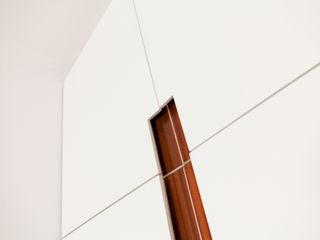 IN-PROOV Spogliatoio minimalista Bianco