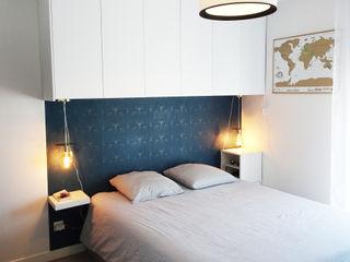 68m2 - Saint Ouen Sandrine Carré Chambre moderne