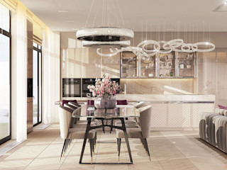 Artichok Design Ruang Makan Modern