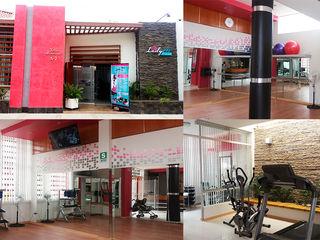 Diseño Integral y Construcción S.A.C. Commercial Spaces Concrete Multicolored