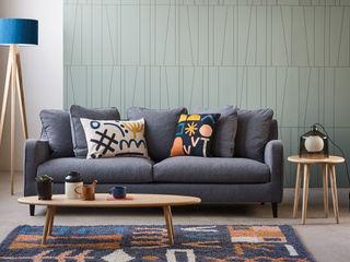 Tullpu Diseño & Arquitectura Ruang Keluarga Modern