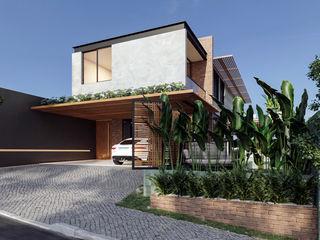 Lozí - Projeto e Obra Industriale Häuser
