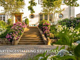 VILLENGARTEN STUTTGART GEMPP GARTENDESIGN - Gartenplanung Gartengestaltung Landschaftsbau Klassischer Garten