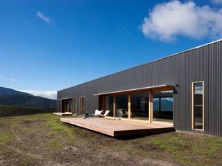 Constructora Femak Casas do campo e fazendas Preto