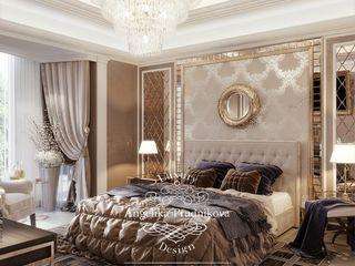 Дизайн-студия элитных интерьеров Анжелики Прудниковой Classic style bedroom