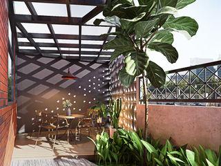 Rumah Ayu Gubah Ruang Balkon