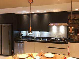 Elaine Hormann Architecture KitchenLighting Copper/Bronze/Brass Amber/Gold