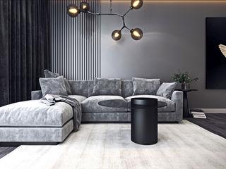Ambience. Interior Design Salon moderne