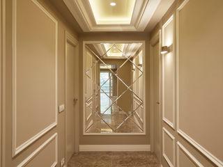 Clásico elegante Isa de Luca Pasillos, vestíbulos y escaleras de estilo clásico