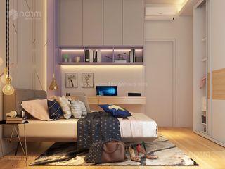 Norm designhaus Kamar tidur kecil