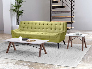Co-living common areas Vivible Living roomSofas & armchairs Wood Green