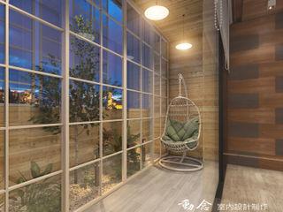 秘密花園 木博士團隊/動念室內設計制作 露臺