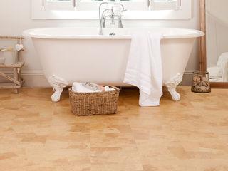 Dimensione Edilizia Modern bathroom Cork Brown