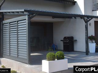 Carport Planet Balconies, verandas & terraces Furniture