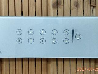 3S associates Living room Glass White