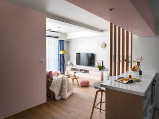築室室內設計 Scandinavian style dining room