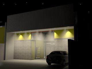 ARQUITECTO CHILLAN EIRL Espaces commerciaux industriels