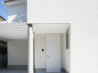 キリコ設計事務所 Chalets & maisons en bois Blanc