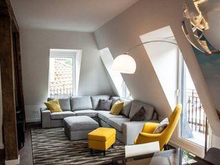 Reforma piso Donosti, cocina , dormitorios, hall , baño etc MUEBLES DG ComedorAccesorios y decoración